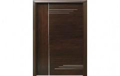 Brown Laminated Door
