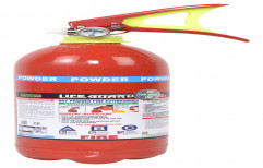 Lifeguard Fire Extinguisher 2 Kg by Blazeproof Systems Private Limited