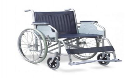 Manual Wheel Chair by Jeegar Enterprises