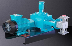 Plunger Type Dosing Pump by Mach Power Point Pumps India Private Limited
