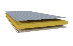 Polyurethane Sandwich Panel by Anchor Container Services Private Limited