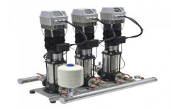 Pressure Booster System by Jay Bajarang Engineering & Services