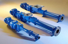 Progressive Cavity Screw Pumps by Weltech Equipments Private Limited