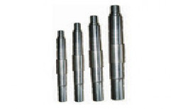 Stainless Steel Finished Pump Shaft, For Industrial