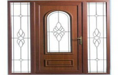 PVC Door by Ankit Enterprises
