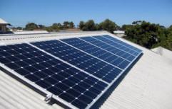Rooftop Solar Panel by Gurukul Industries