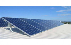 Rooftop Solar Power Plant by Sunrise Technology