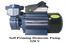 Self Priming Domestic Pump by Ankur Trading Co.