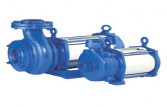 Single Stage Mono Block Open Well Submersible Pumps by Kovai Engineering Works