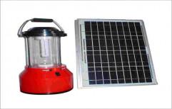 Solar Lantern by Leap Industries