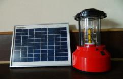 Solar LED  Lantern by Radha Energy Cell