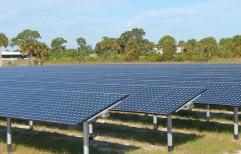 Solar Power Plant Installation by Sunrise Solar
