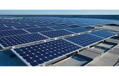 Solar Power Plant by Urjaa Solar & Associates