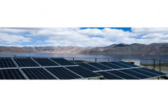 Solar Power Plant by Techno Associates Vidyut Pvt. Ltd.