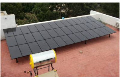 Solar Roof Top System by Uniq Power Solutions