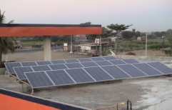 Solar Roof Top Systems for Petrol Pumps by Protonics Systems India Private Limited