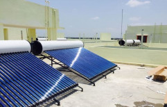Solar Water Heater 500 LPD ETC Model (7 Years Warranty) by Abby Solutions