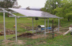 Solar Water Pumping System by Aditi Solar Private Limited