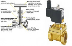 Solenoid Valve, Needle Valve by Arcene Supply Services LLP