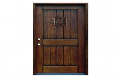 Solid Wood Door by Pro Consultant