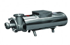 SS304 Sanitary Milk Centrifugal Pump by Acme Engineering Industries