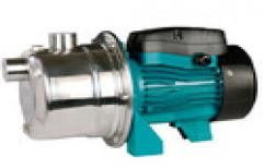 Stainless Steel Jet pump by Pragna Agency
