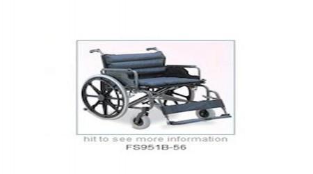 Stainless Steel Manual Wheelchair by Jeegar Enterprises