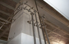 Stainless Steel Piping System by Sanipure Water Systems