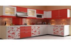 Stylish Modular Kitchen by Roshin Industries