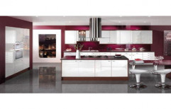Stylish Modular Kitchen by S.S Decors