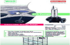 Submersible Sewage Pump (STS) by M Power