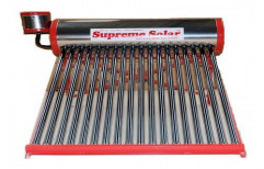 Supreme Solar Water Heater by Jehovah Enterprises