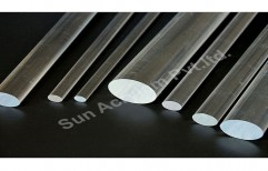 Transparent Acrylic Rod by Sun Acrylam Private Limited