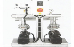 Twin Booster Pump by Pratham Solar Systems