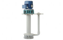 Vertical Centrifugal Chemical Process Pump by Anuvintech Pumps & Systems
