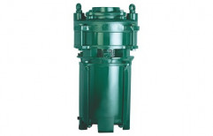Vertical Open Well Submersible Pump by Kmp Industries