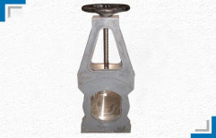 Wafer Type Pulp Valve by Mackwell Pumps & Controls