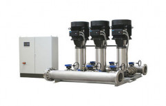 Water Booster Pump by Pratham Solar Systems