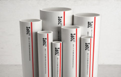 White UPVC Pipe by Idol Plasto Private Limited