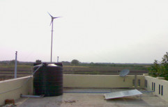 Wind Power Mill by Radha Energy Cell