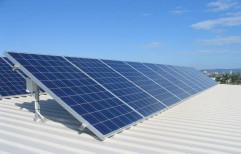 5 KW On Grid Solar Power Plant by RayyForce