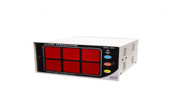 6 Window Alarm Annunciator MODEL: 2 X 3N by Sai Enterprises