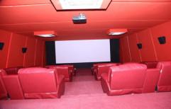 Acoustics Theater by Sajj Decor