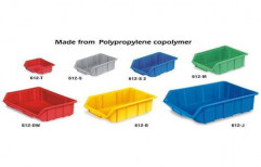Alkon Hippo Bins by Ambica Surgicare