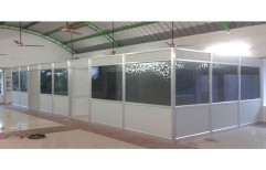 Aluminium Partition by Alkraft Decorators Private Limited
