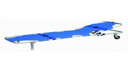 Aluminum Alloy Foldable Stretcher by Jeegar Enterprises