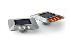 Aluminum LED Solar Road Stud by Multi Marketing Services