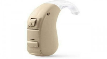Analog BTE Hearing Aid by Yosh Speech & Hearing Clinic