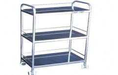 Bed Side Trolley by I V Enterprises