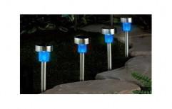 Blue LED Solar Garden Light by Multi Marketing Services